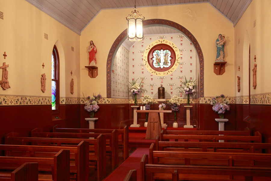 origins of the catholic church in australia The catholic story in the colony of western australia (founded in 1829) began to take shape in 1841 when layman robert d'arcy, a school teacher, on behalf of a handful of catholics asked church authorities in sydney to send them a priest.
